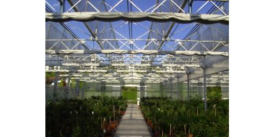 Truss  - Model 9.60 - Cabrio Top Air Greenhouse