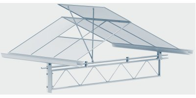 Truss Rail Ventilation System