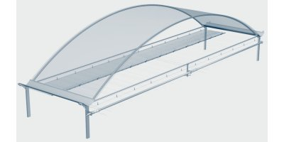Poly Greenhouses Wire System