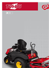 Gianni Ferrar - Turbo Z Series - Mowers Brochure