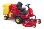 Gianni Ferrari  - Model GTS series - Ultra Compact Mowers