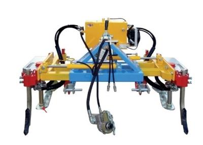 Expo - Model H - Double Tool Carrier with Hydraulic Widening