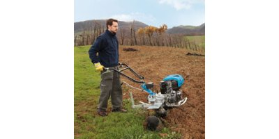 Bertolini  - Model 294 - Professional Heavy-Duty Gear-Driven Rotary Tiller