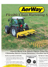 Model AW - CH - Flexible Chain Harrowing Systems- Brochure