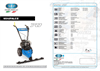 Model MFC 70 - Motor Mower - Brochure