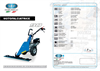 Model MFC 90 - Motor Mower - Brochure