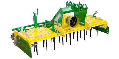 Ascot  - Fixed Power Harrows
