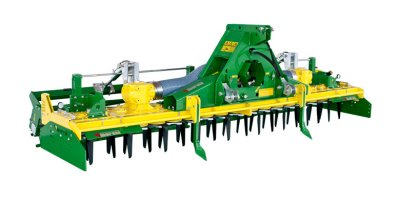 Model Ekos and EkoStone Series - Foldable Power Harrow