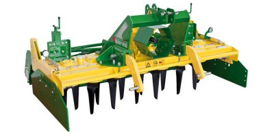 Vitis - Model K - Fixed Power Harrow