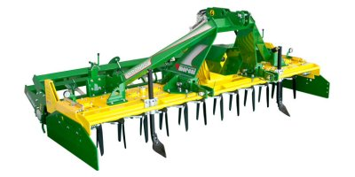 KRONOS - Model M.A - Fixed Power Harrow