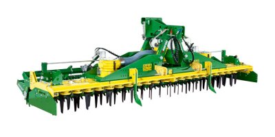 Model M.A. - H Kronos-H - Foldable Power Harrows