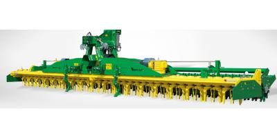 Model Steel – 3D – Q – K – KQ - Open Field Power Harrows