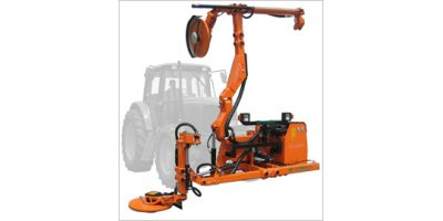 Gryphon - Model TC - Obstacle Avoiding Machinery