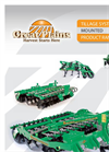 Mounted Tillage Equipment- Brochure