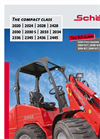 Model 2020 - Loaders - Brochure