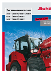 Model 3550 T - Telescopic Wheel Loader Brochure