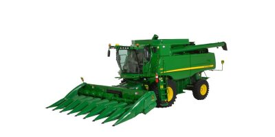 RBM - Model S550 - Combine Header Trailers