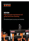 Stanhay - Model Seven - Mechanical Cell Wheel Drill - Brochure
