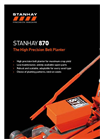 Stanhay - Model 780 - Air Drills - Brochure
