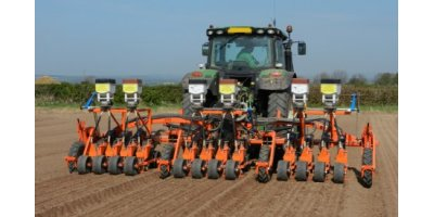 Stanhay - Model Star Plus - High Precision Multi-line Planting