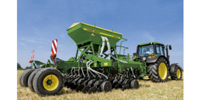 JOHN DEERE  - Model 740A and 750A - Drills