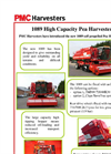 3 & 4 Row Potato Harvesters Specifications Brochure