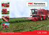 Green Bean and Soya Harvester- Brochure