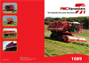 Model 1089 - Pea & Broad Bean Harvester Brochure