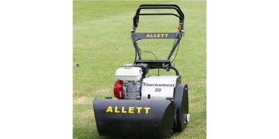 Tournament - Model 20 & 24 - Vertical Blades Mower