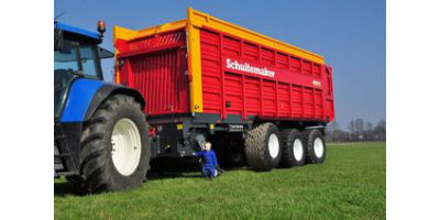 Schuitemaker - Model Rapide - Forage Wagons