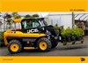 RFM - JCB 515-40 - Smallest Loadall - Brochure