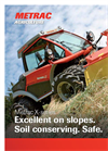 Metrac - G3 - Two-Axle Mower Brochure