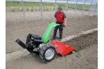 Rapid - Model UNIVERSO - Single Axle Walk Behind Tractors