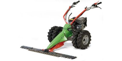 Rapid - Model REX - Mountain Mower for Extreme Steep Slopes
