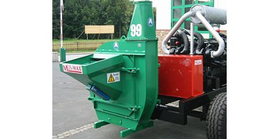 MUS-MAX - Model GIGA 4 - Maize Mills for CCM Silage