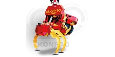 Woody - Model 50 - Harvester