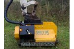 Cabezal - Model F3 - Forestry Mulchers