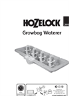 Hozelock - 2810 - Growbag Waterer - Brochure