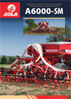 Model A-6000 SM - Pneumatic Seed Drills Brochure