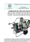 Inox Portable Milking Machine 2 buckets- Brochure
