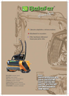 CAB - Attachable Heads for Dragshovels Brochure