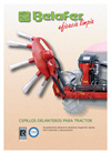 CEPILLOS - Doubles Rear Mounted Brushes Brochure