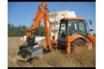 CAB - Attachable Heads for Dragshovels