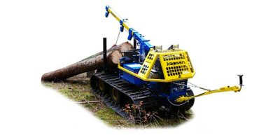Reparoservis - Model KAPSEN - Professional Forest And Timber Machines
