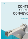 Screw Conveyors Brochure