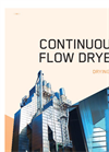 Continuous Flow Dryers Brochure