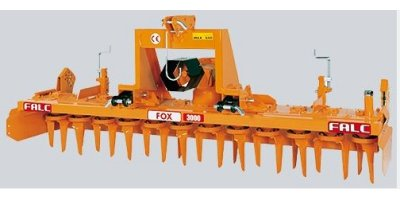 FALC FOX - Rotary Harrow