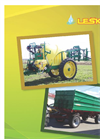 Lesko Sprayers Brochure