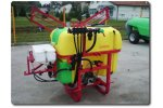 LESKO - Model 200 3R to 600 3R - Mounted Agriculture Sprayer