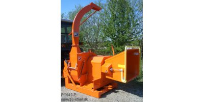 Model PC150-SEH - Tractor Mounted Standard Chipper